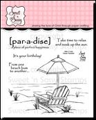 Ocean Paradise Stamp Set