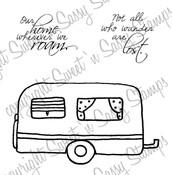 Camper Digi Stamp