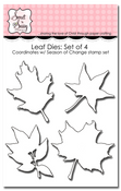 Season of Change Leaf Die Set of 4