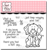 Ruff Day Clear Stamp Set
