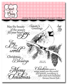 Christmas Joy Clear Stamp Set