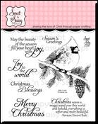 Christmas Joy Clear Stamp Set