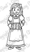 Baked for You Digi Stamp