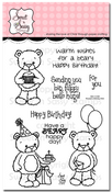 Rhubarb's Birthday Wish Clear Stamp Set