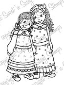 Kate & Lizzy Digi Stamp