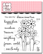 Happy Place Clear Stamp Set