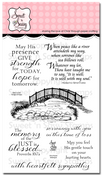 Bridge of Hope Clear Stamp Set