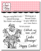 Easter Blessings Clear Stamp Set