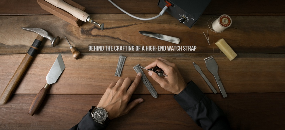 Behind the Making of a Watch Strap