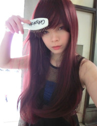 #1385 MY FAVOURITE TOO! very long full Wig