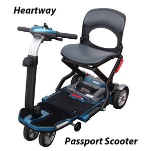 Heartway Passport Folding Scooter