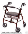Walkabout Contour Imperial Rollator