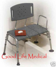 Bariatric Transfer Bench - 500 lb Weight Capacity (12025KD-1)