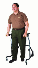 DR CE 1200 BK Adult Posterior Safety Roller