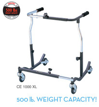 DR CE OBESE XL Bariatric Anterior Safety Roller with 1000 lbs. Weight Capacity