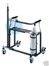 Supplementary Part: Width Adjustable Seat for Safety Rollers CE 1000 NR/NBK, CE 1000 XL, CE 1200 BK