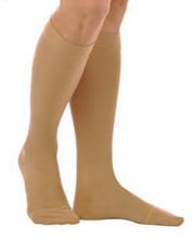 Anti-Embolism Knee High, Closed Toe, 18 mmHg