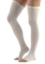 Anti-Embolism Thigh High, Open Toe, 18 mmHg