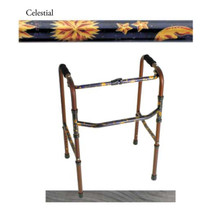 Folding Walker in Celestial Design