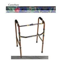 Folding Walker in Canterbury Design