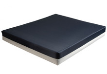 "Foam Wheelchair Cushion, 20"" X 16"" X 3"" or 20"" X 18"" X 3"""