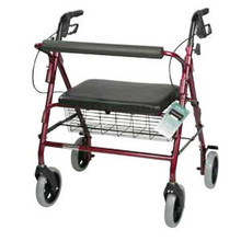 Heavy Duty Rollator Walker