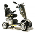 Titanium Vita Lite S17 Luxury Scooter, Heartway USA