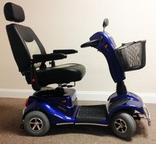 Pioneer 4 four wheel mobility scooter from Merits