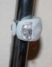 White Clip on Light