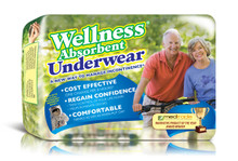 Size XL Wellness Underwear, Caseof 48