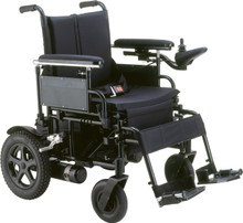 "Cirrus Plus EC with 18"" by 16"" wide seat, from Drive Medical"