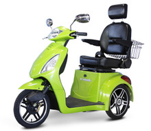 EW-36 Lime Green Mobility Scooter