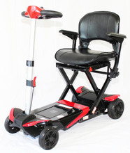 Red Transformer Folding Scooter S3021-R