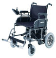 Merits P101 Folding Power Wheelchair