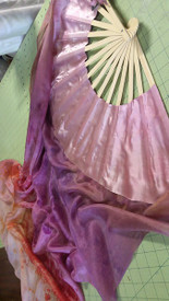ORDERABLE: STANDARD 60 in    FAIRY FANTASY w FAIRY DOUBLESIDED  HAND, Sm/Med Stave
