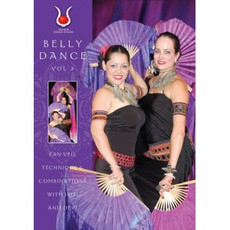 new arrival DVD: FAN VEIL TECHNIQUE and COMBINATIONS .... WITH JRISI & DEVI