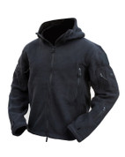 Tactical Recon Hoodie Black
