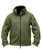 Tactical Recon Hoodie Olive Green