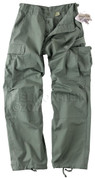 'Helikon BDU Trousers Olive Drab