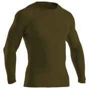 Under Armour Tactical Crew Long Sleaved T-Shirt Green (COLD GEAR)