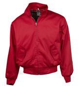 Harrington Bomber Jacket (CHERRY RED)