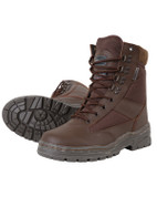 Kombat 50/50 patrol boot Brown