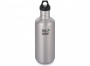 Klean Kanteen Classic Loop Cap (1182ML Brushed Stainless)