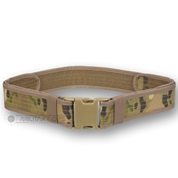 British Army Style Multicam MTP Quick Relese Belt