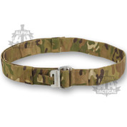 Roll Pin Belt Multicam MTP Silver Buckle