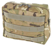 Alpha tactical MTP Multicam Horizontal Utility Pouch