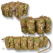 SAS PLCE Airborne Webbing System MTP