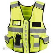 tactical security patrol vest Hi Viz