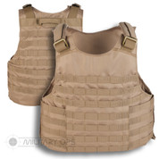 Molle Plate Carrier Sand Vest