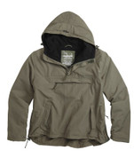 Surplus Windbraker Olive Green
